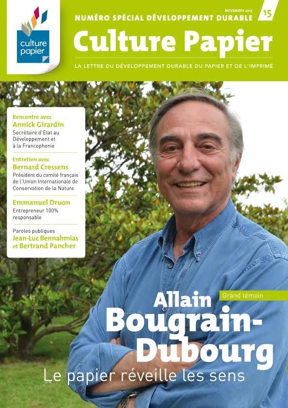 Magazine n°15 –  novembre 2015