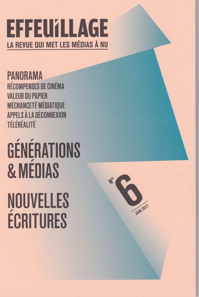 Culture Papier partenaire du n°6 d' Effeuillage, La revue qui met les médias à nu