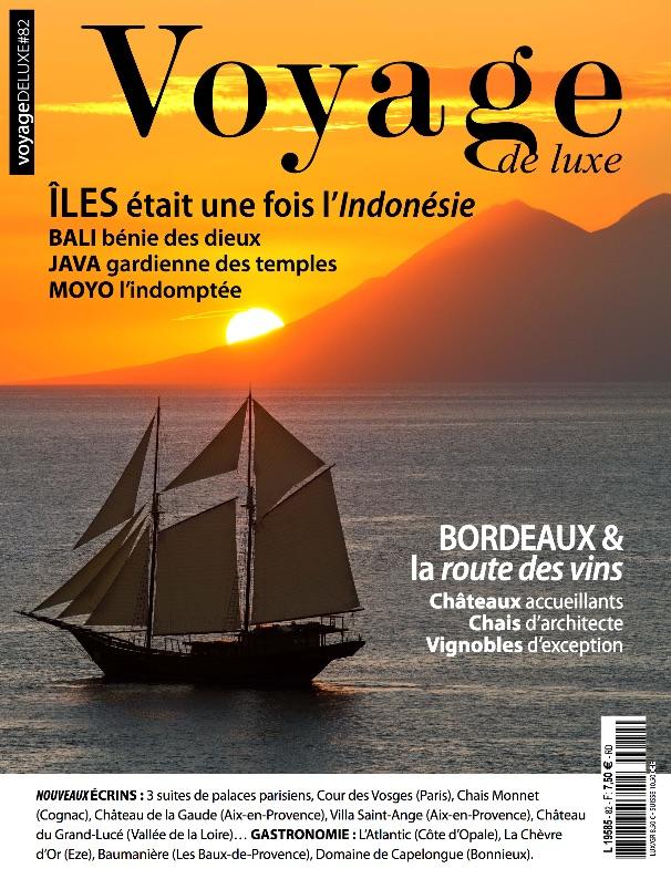 Plus que jamais, Jean-Christophe Florentin pdg de Medialyd et éditeur de Voyage de Luxe croit à la presse papier