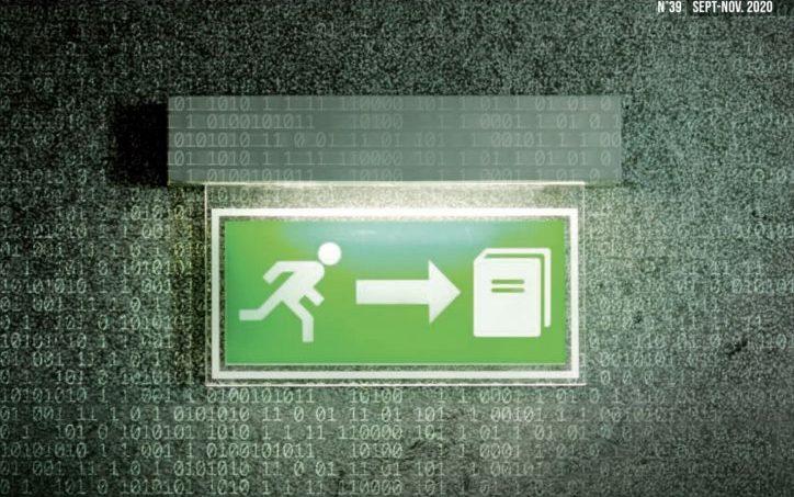 Edito : Laissez vivre l'imprimé, produit de première nécessité  !
