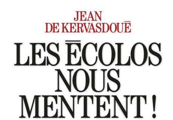 Il faut déculpabiliser face aux croyances de l'écologie politique, pour Jean de Kervasdoué, agronome et économiste