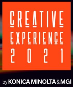 Créative Expérience de Konica Minolta, les 9, 10 et 11 mars (en stream)