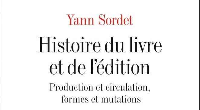 Le livre n'est pas une marchandise comme les autres, pour Yann Sordet, historien de l'édition
